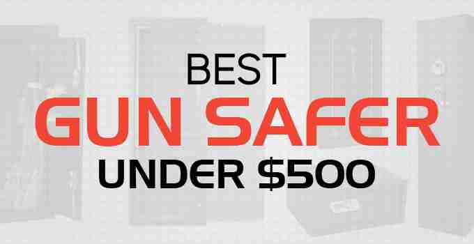 best gun safe under 500