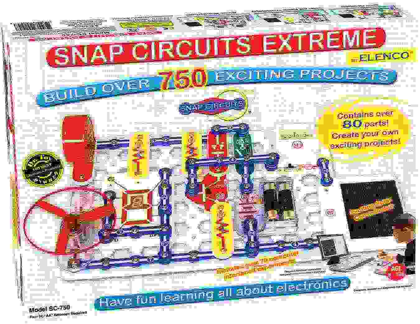 Best Gifts For 10 Year Old Boy 25 Toys Snap Circuits Space Battle Kit