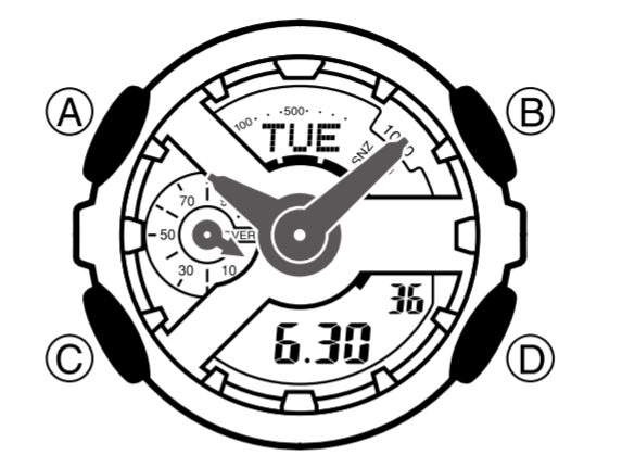 How To Set Time On G Shock 5146 Easy And Laymans Guide