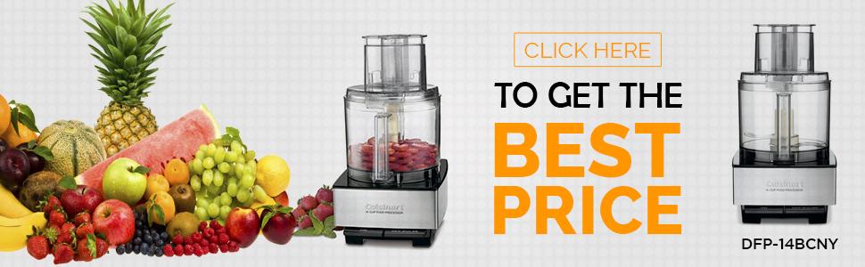 Best Food Processors, Cuisinart Food processor