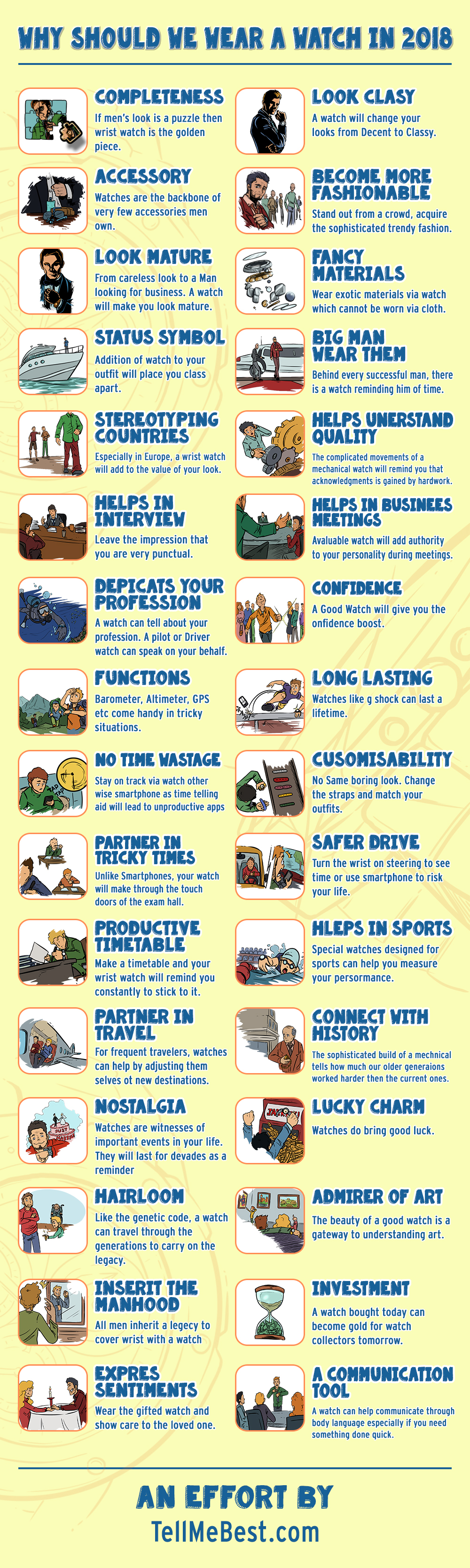 watch infographics