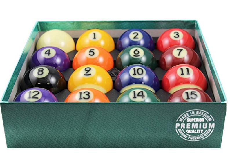 aramith premium pool balls review