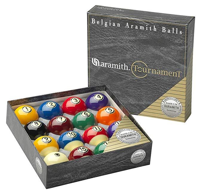 aramith tournament pool balls review