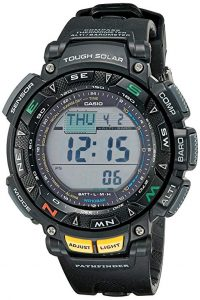 casio pathfinder review for law maintaining forces