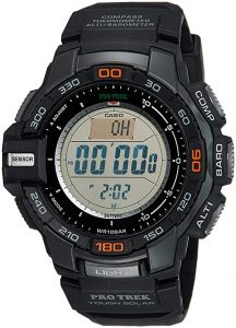 casio protek for law enforcements
