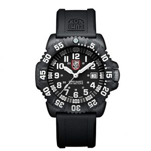 luminox evo review for officers on duty