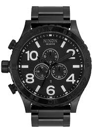 nixon mens chronograph watch review