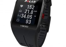 polar v800 for swimming watch