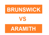 brunswick vs aramith