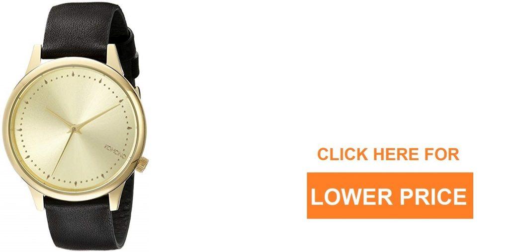 komono best watch for womens under 100