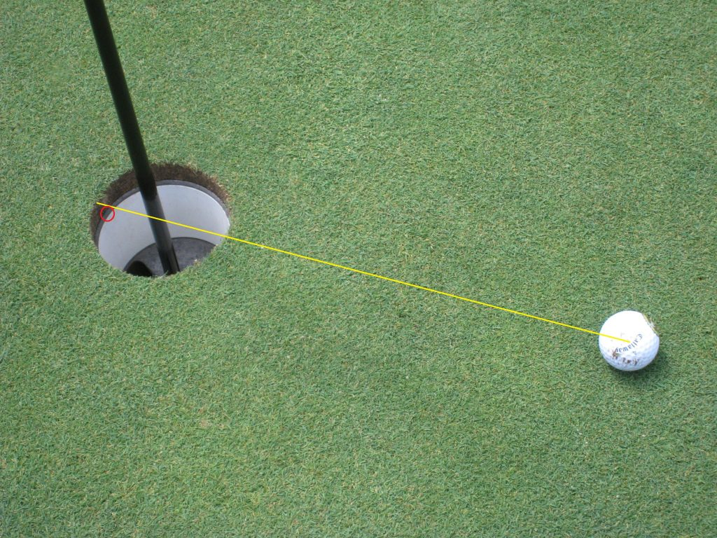 how to make short putts
