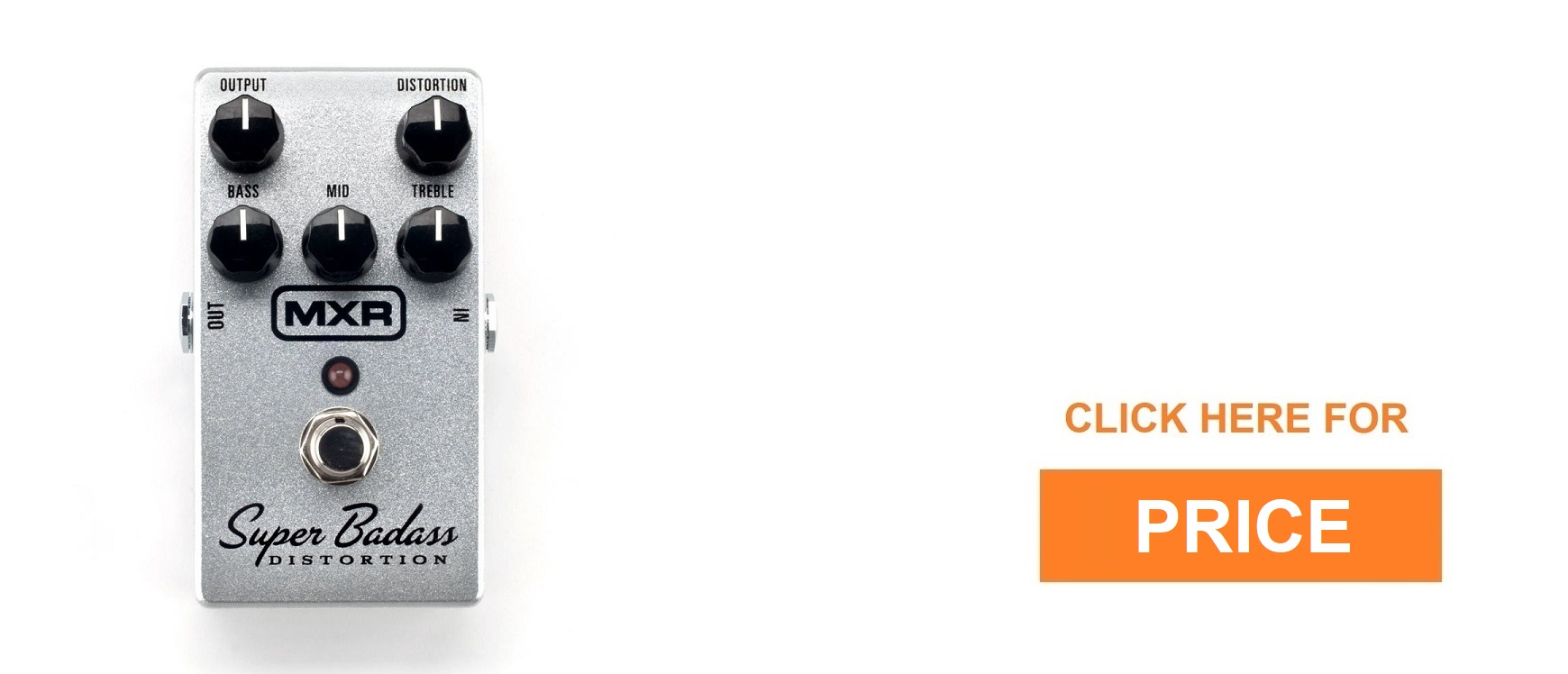 guitar pedal for metal loverss