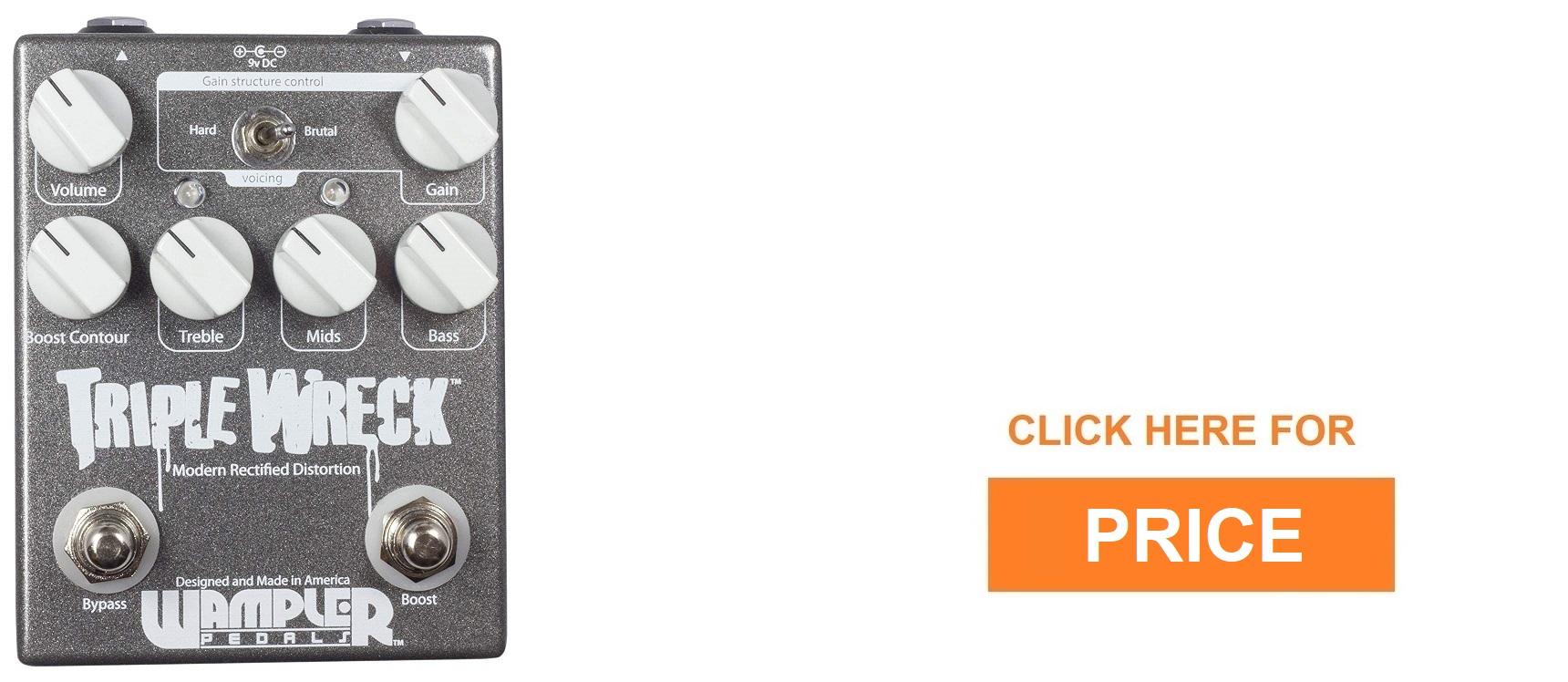 best distortion pedal for deathmetal