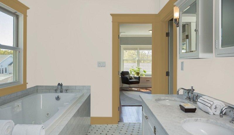 agreeable gray bathroom 2