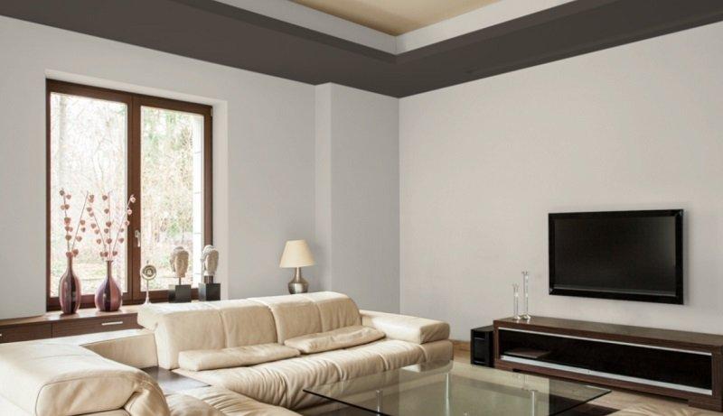 agreeable gray living room 1