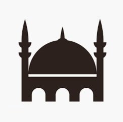 how to build a mosque website icon