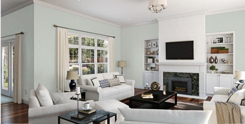 sea salt living room review