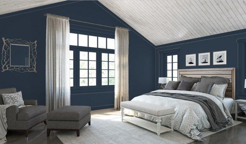 sherwin williams bedroom 1