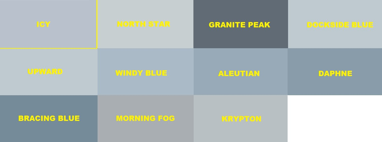 sherwin williams best blue gray paint colors review
