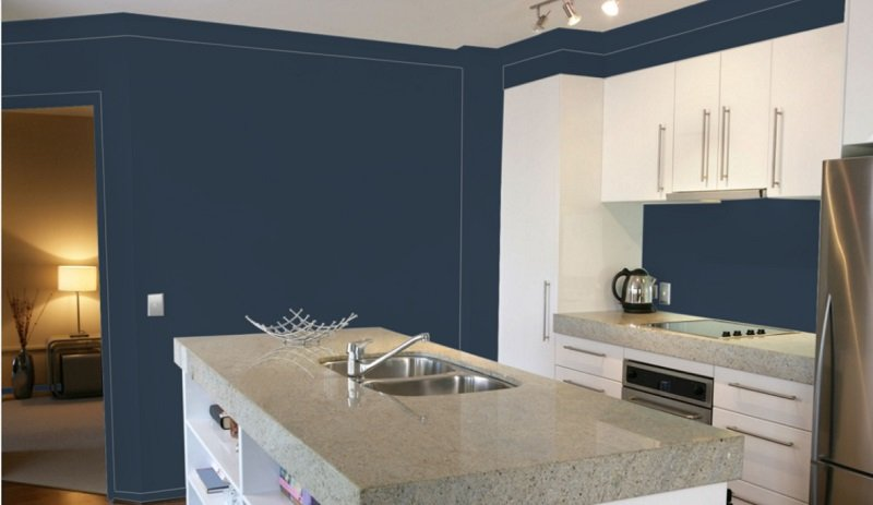 sherwin williams kitchen 1