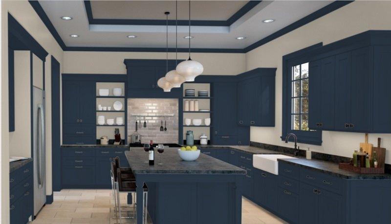 sherwin williams kitchen cabinets 1