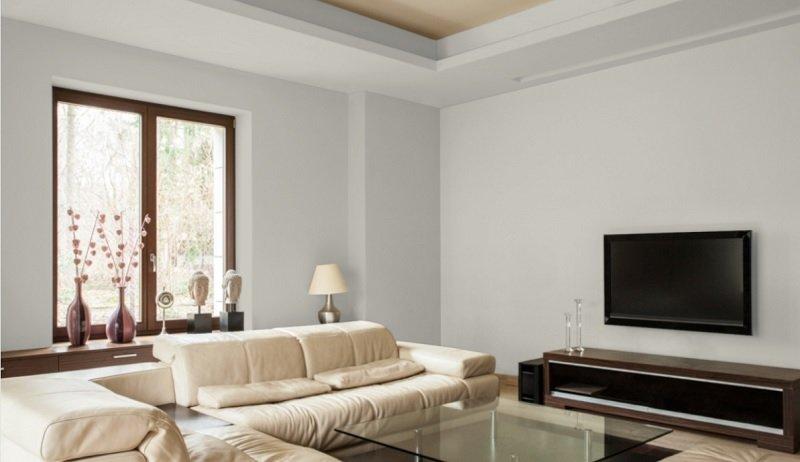 sw repose gray living room 1
