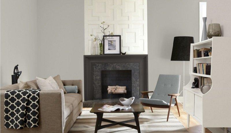 sw repose gray living room 2