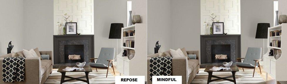 sw repose vs mindful gray