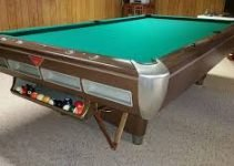amf grand prix pool table