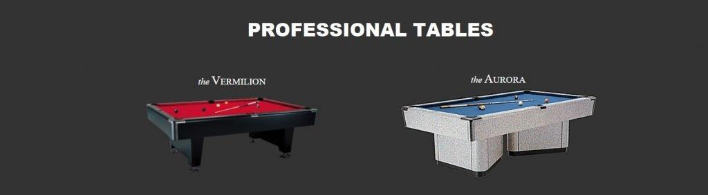 kasson professional pool tables