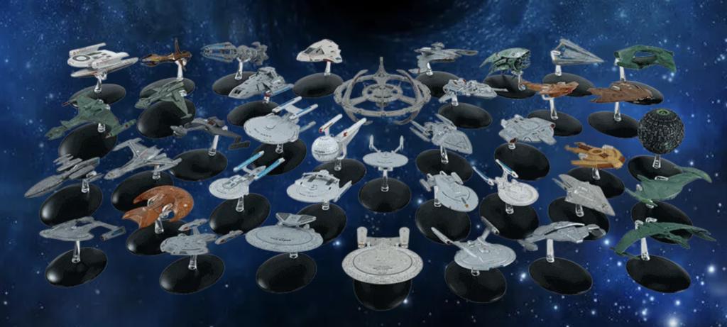 Star Trek Ships for sale