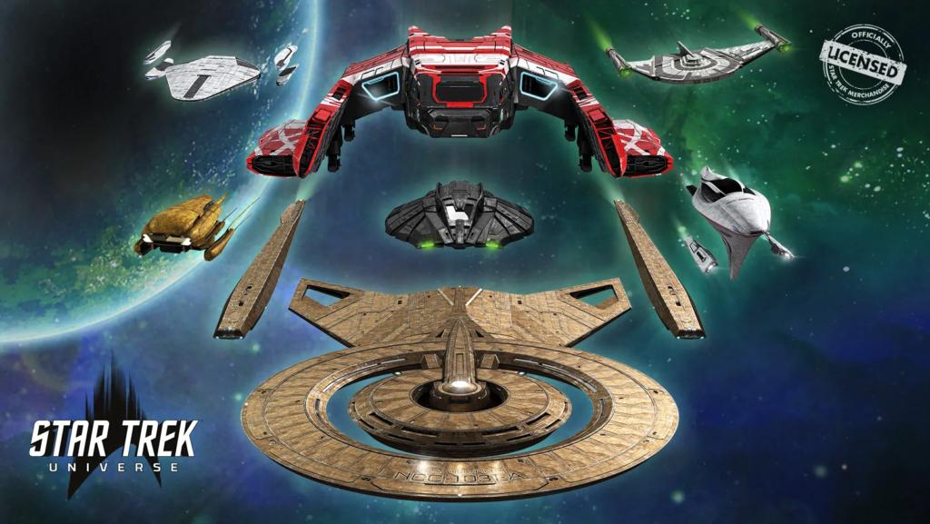 Best star trek ships for collectors