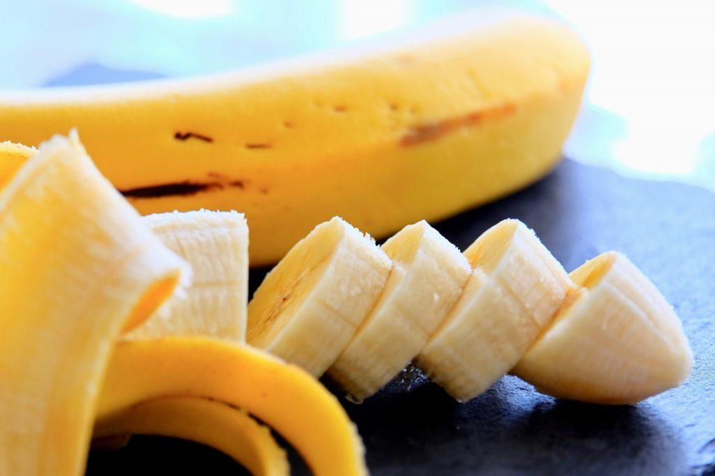 cut up fruit
