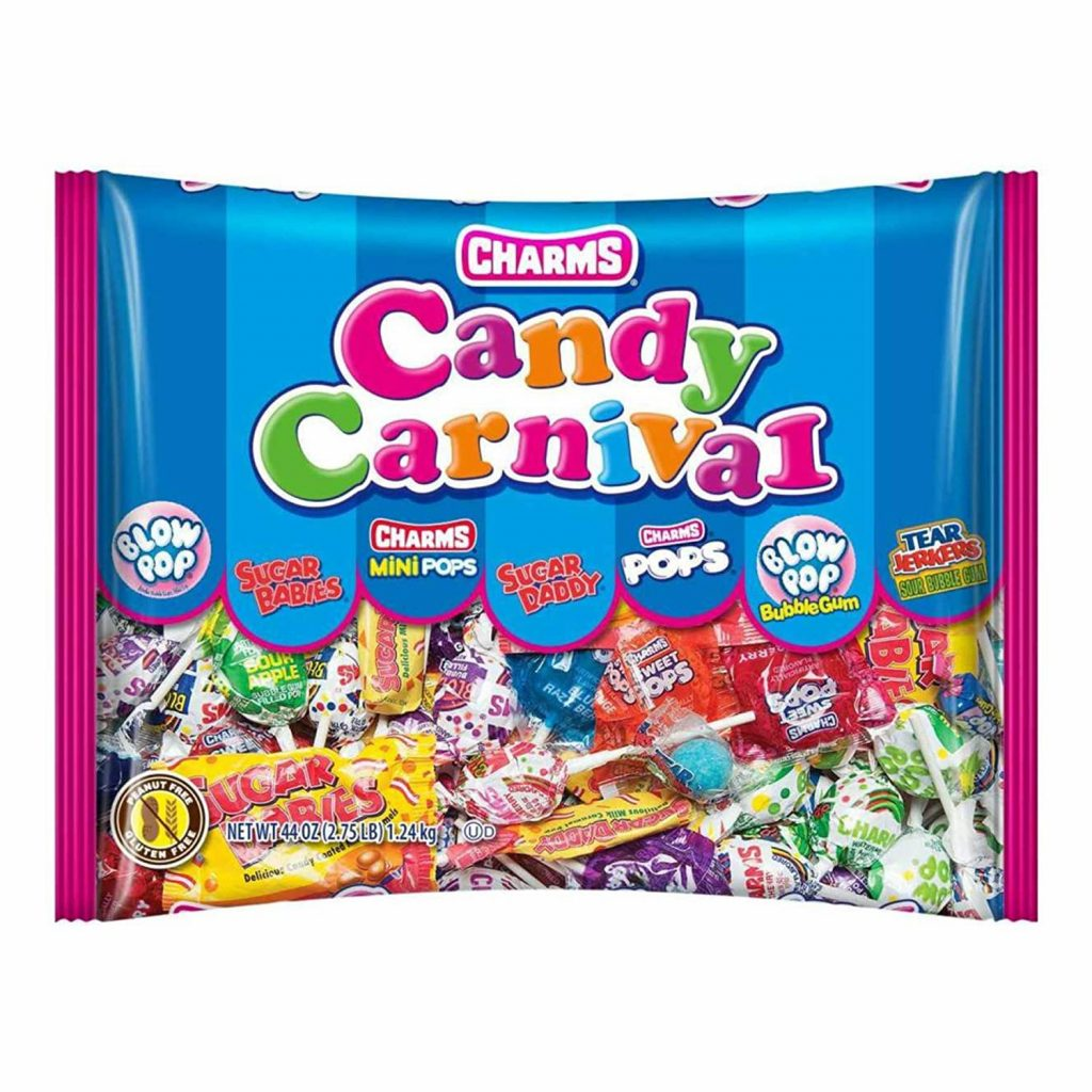 candy carnival best halloween candy