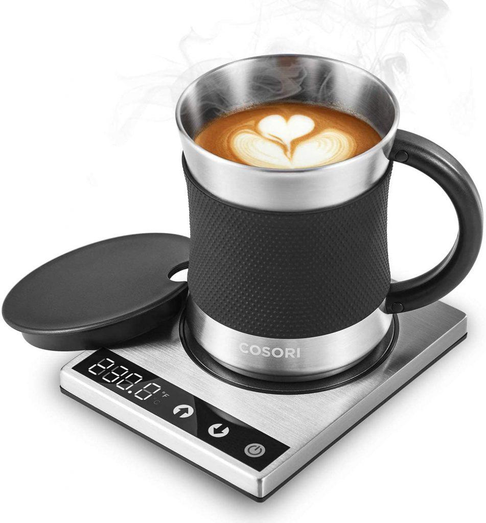 cosori smart coffee warmer