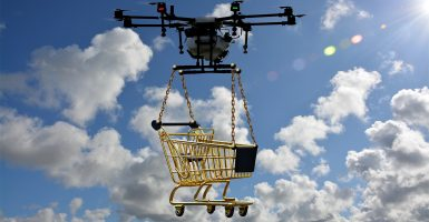 google drone delivery