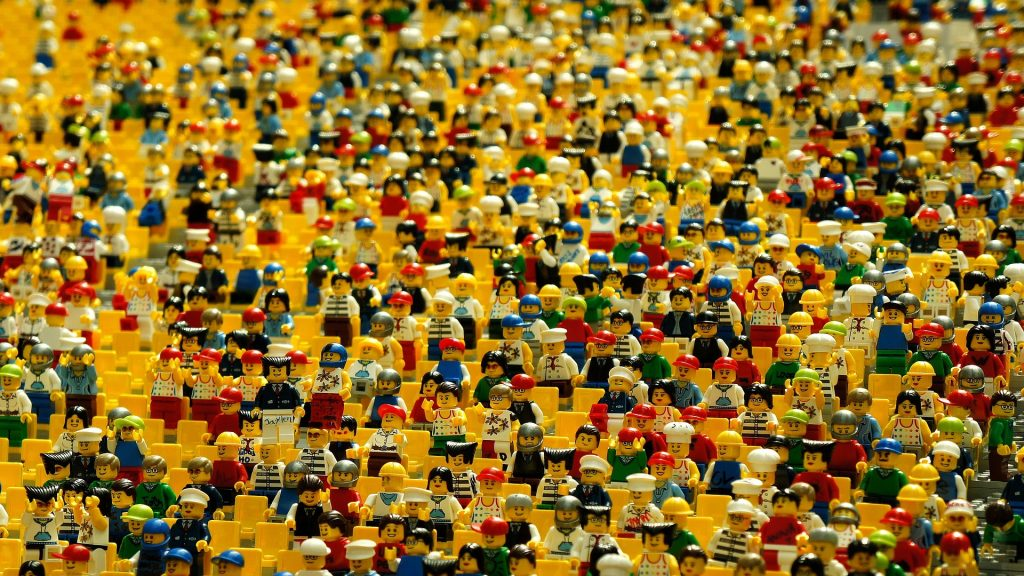 lego made people
