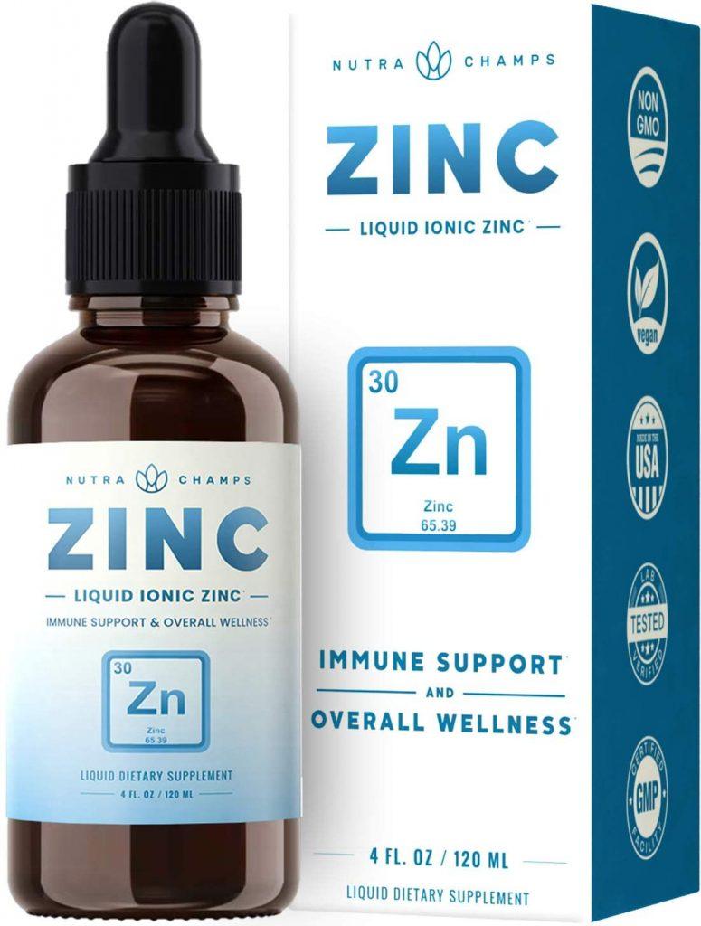 nutra champs best zinc
