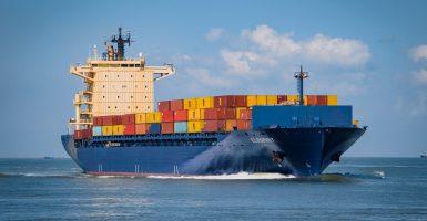 shipping freight ship