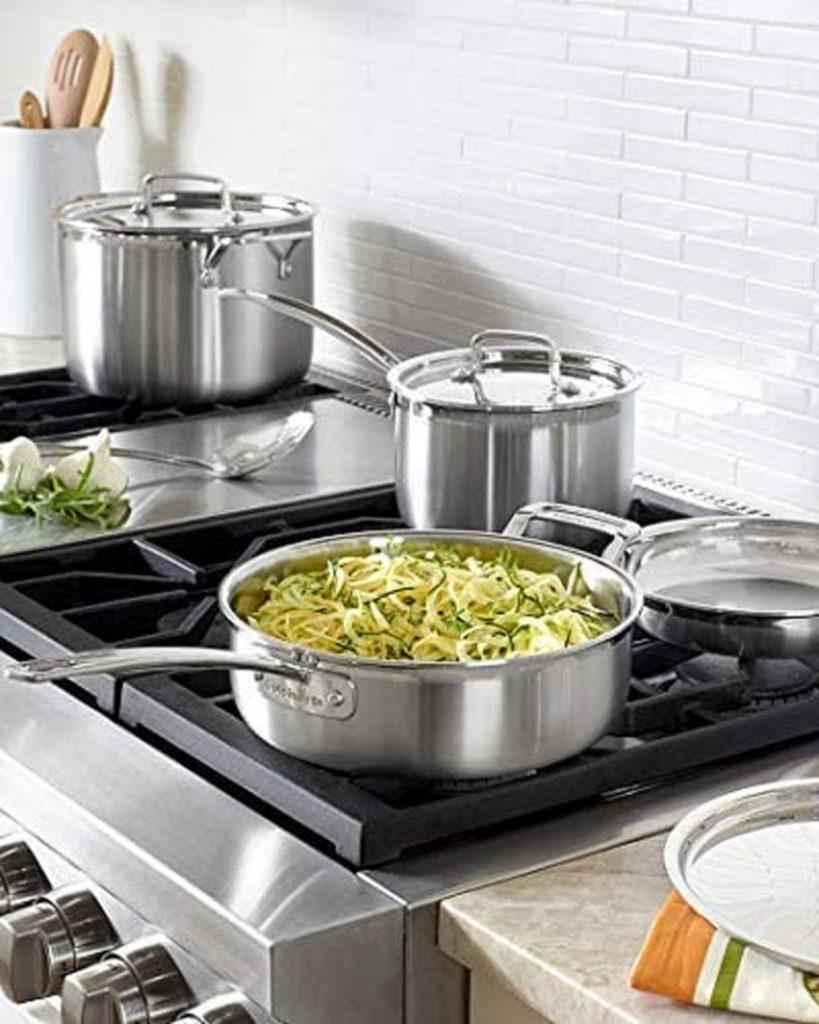 stove pot cooking