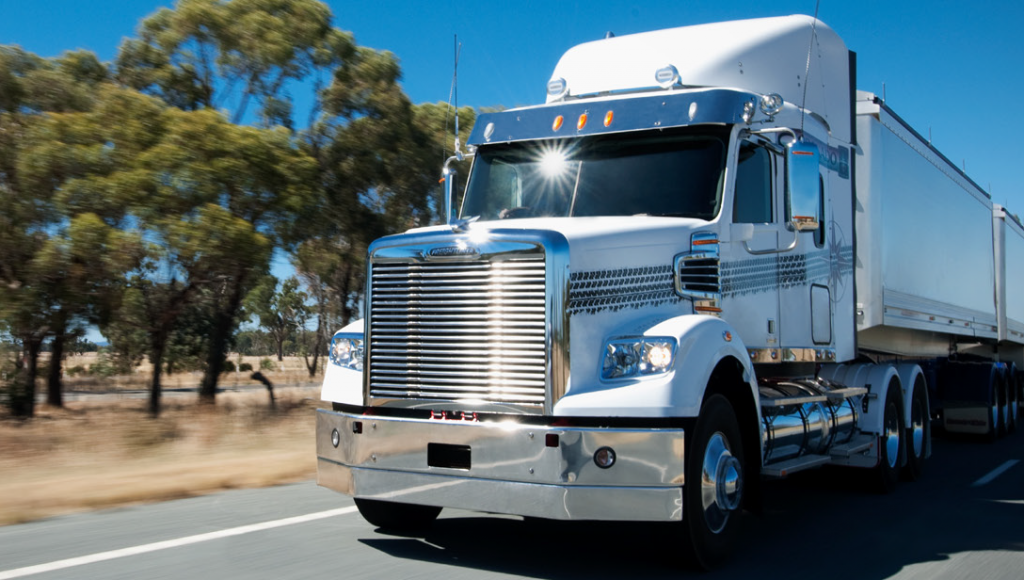 Trucker strike