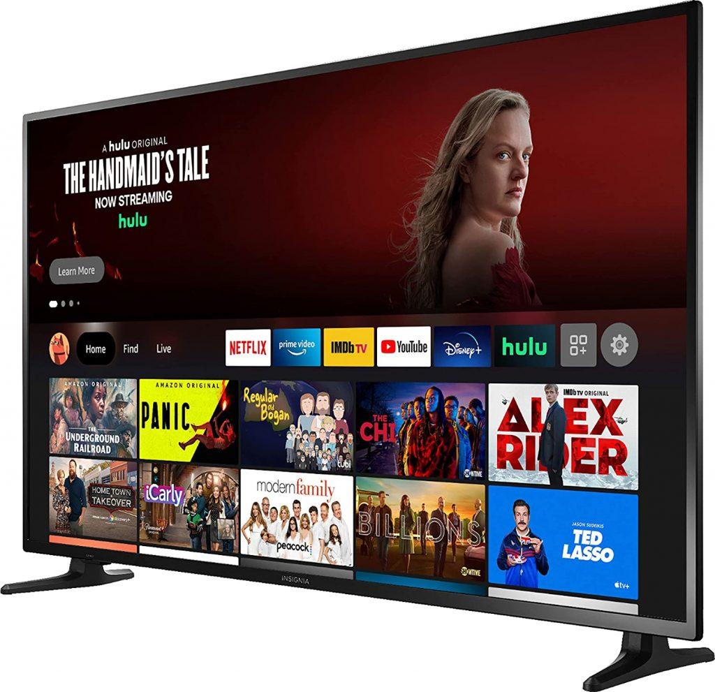 insignia best 4k tvs