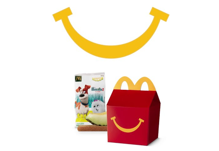 mcdonalds kids meal