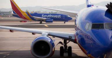 southwest airlines delay